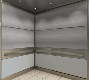 Hercules™ Stainless Steel Elevator Interior & Wall Panels | Inpro Corporation