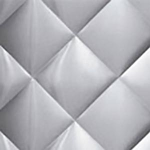 DIAMOND QUILT - Designer - Stainless - R8130000 | McNICHOLS