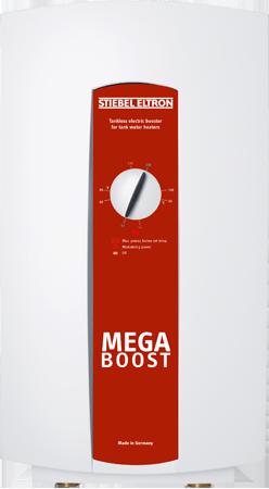 MegaBoost Tank Booster Water Heater | Stiebel Eltron USA