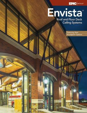 Envista Roof and Floor Deck Ceiling Systems