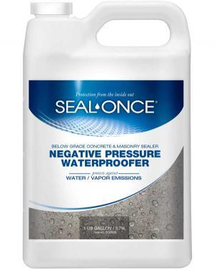 Eco-Friendly Concrete Sealers & Masonry Coatings | Seal-Once