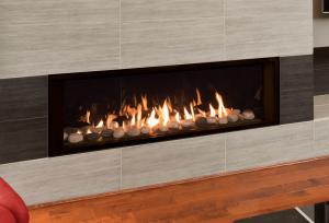L2 Linear Fireplace