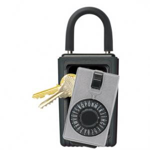 Kidde Keysafe Portable 3-Key, Spin dial, Titanium 3-Key, Spin dial