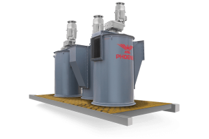 Attrition Cell Scrubbers | PHOENIX Process Equipment