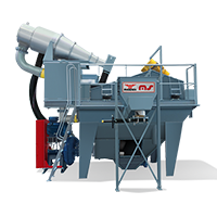 Sand Washing Modules | PHOENIX Process Equipment