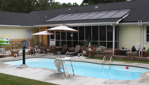 Solar Pool Heating Components - Solar Pool Accessories
