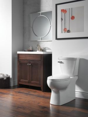 Select Elongated Concealed Trapway Toilet C43907-WH