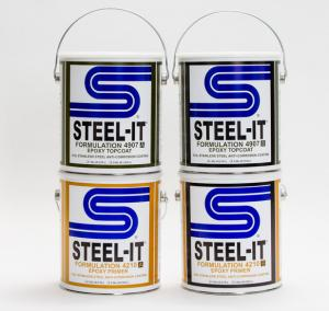 STEEL-IT Epoxy System For Industrial Applications