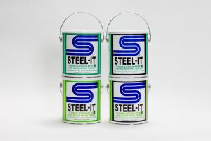 STEEL-IT High Solids Epoxy System for Harsh Industrial Applications