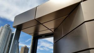 Flush Reveal Panels - Colored Steel Exterior Panels | Millennium Forms