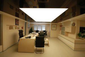Simple with light – Northeast Stretch Ceilings