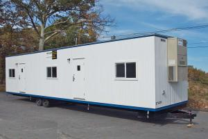 Moble Office Trailers | Triumph Modular