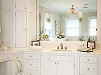 Custom bathroom cabinets | Bathroom cabinetry