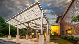 Kalwall | Translucent Canopies Make Smart Investment