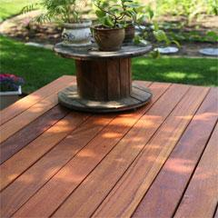 Angelim Pedra Decking