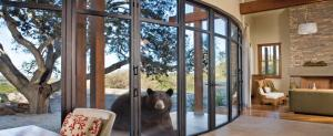 Bear Resistant Folding Doors | NanaWall