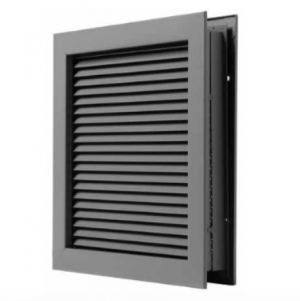 Door louvers and vision lites
