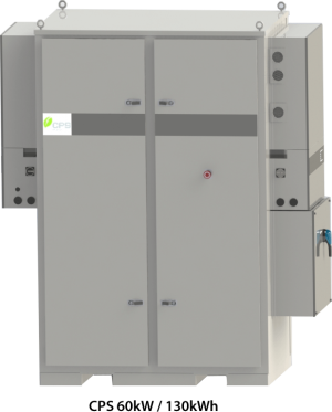 Commercial Energy Storage Solutions