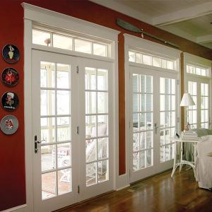 In-Swing Patio Doors