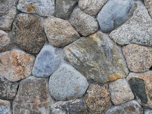 Natural Thin Stone Veneer by Fieldstone Veneer Inc - Milford MA - Stone Siding Veneer, Stone Fireplace