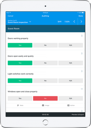 iAuditor   Easy Safety Inspection Checklist App