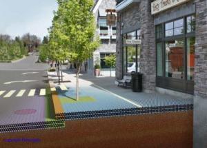 Intelligent Streets & Sidewalks