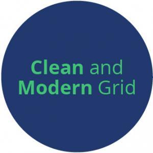 A Clean And Modern Grid