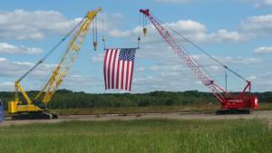 CRANE & RIGGING | Crane Service & Rental | Landwehr Construction