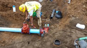 SITEWORK & UTILITIES | Foundation | Landwehr Construction