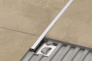Schluter®-SCHIENE | Same-height Transitions | For Floors | Profiles | schluter.com