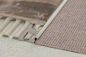 Schluter®-RENO-TK | Sloped Transitions | For Floors | Profiles | schluter.com