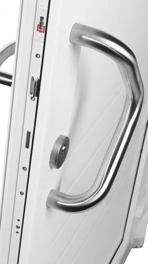 wood-aluminum Doors