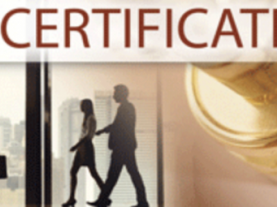 Certification | Services